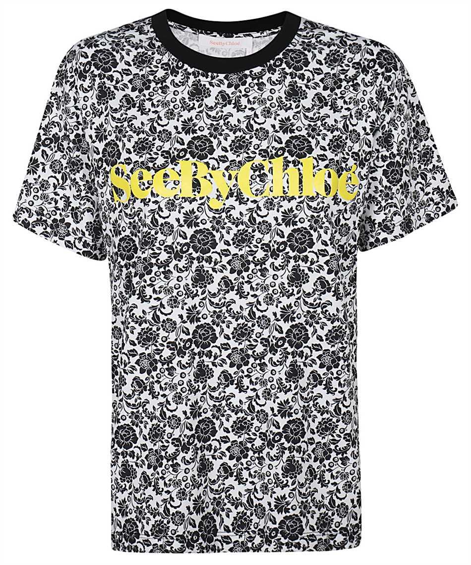 See By Chloè CHS20AJH41112 T-shirt 1
