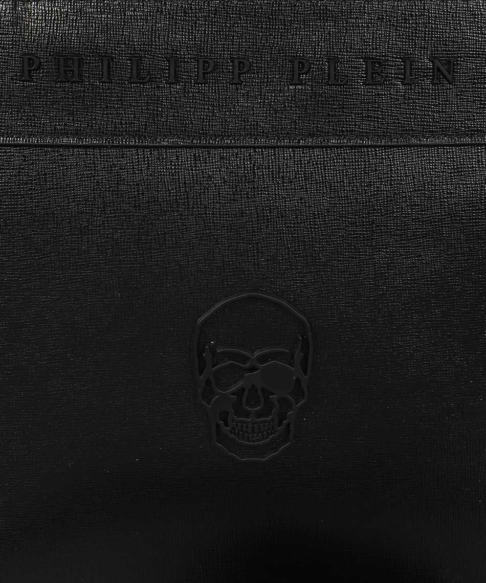 Philipp Plein F20A MBA0975 PLE004N SKULL CROSS BODY Bag 3
