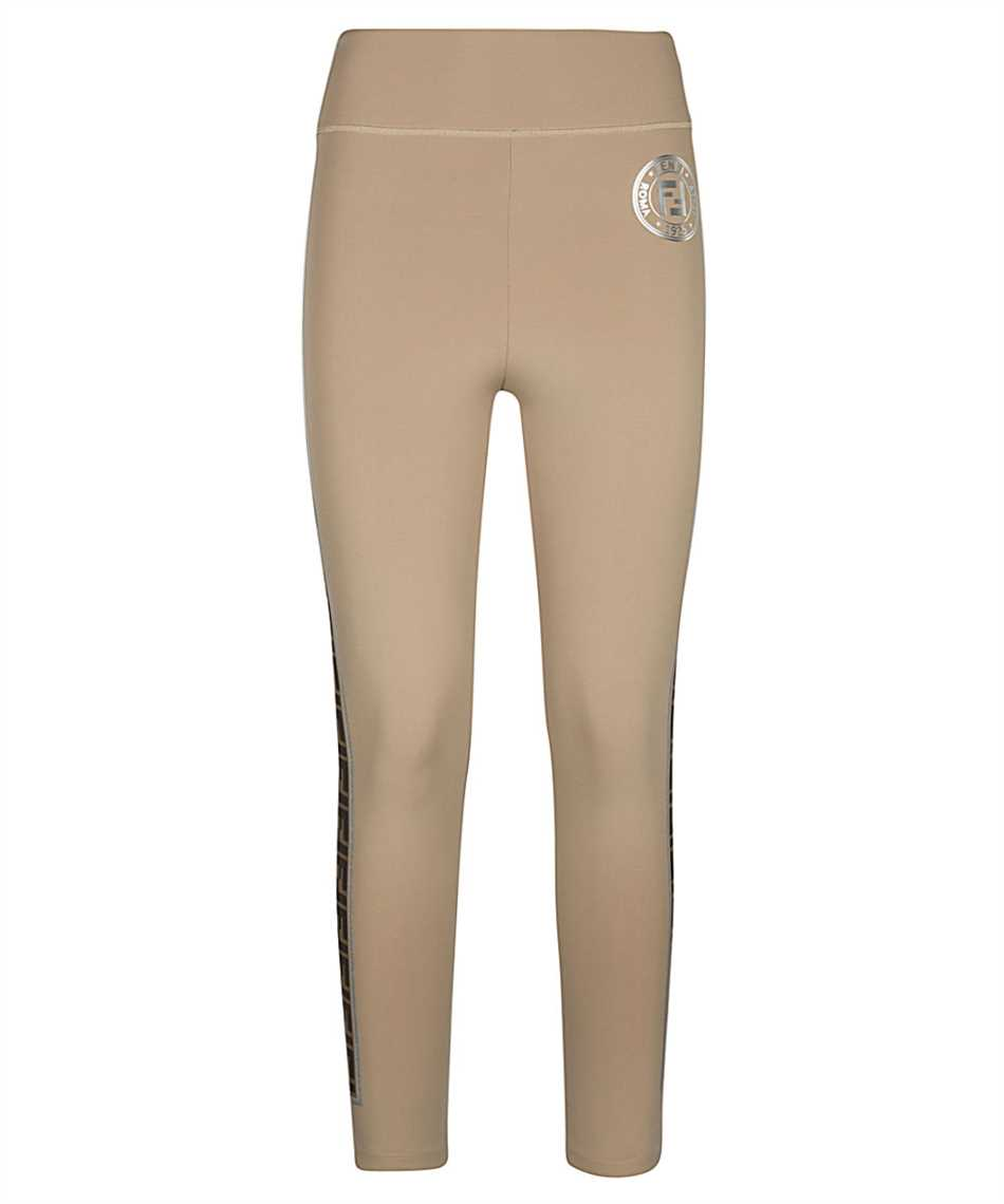 Fendi FAB060 AB4A FF RAMA Pantalone 1