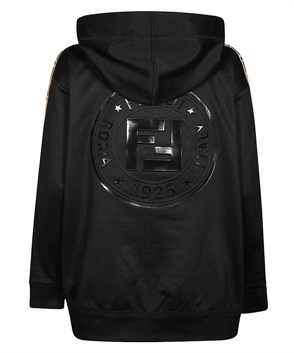 Fendi FAF128 AB4D FENDIRAMA Sweatshirt 2