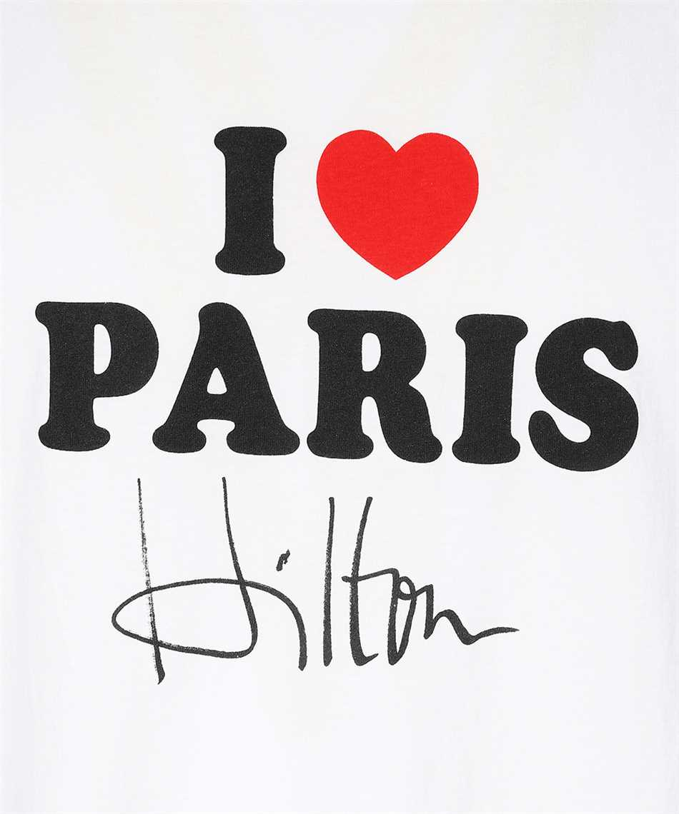 Vetements TR248 I LOVE PARIS T-shirt 3