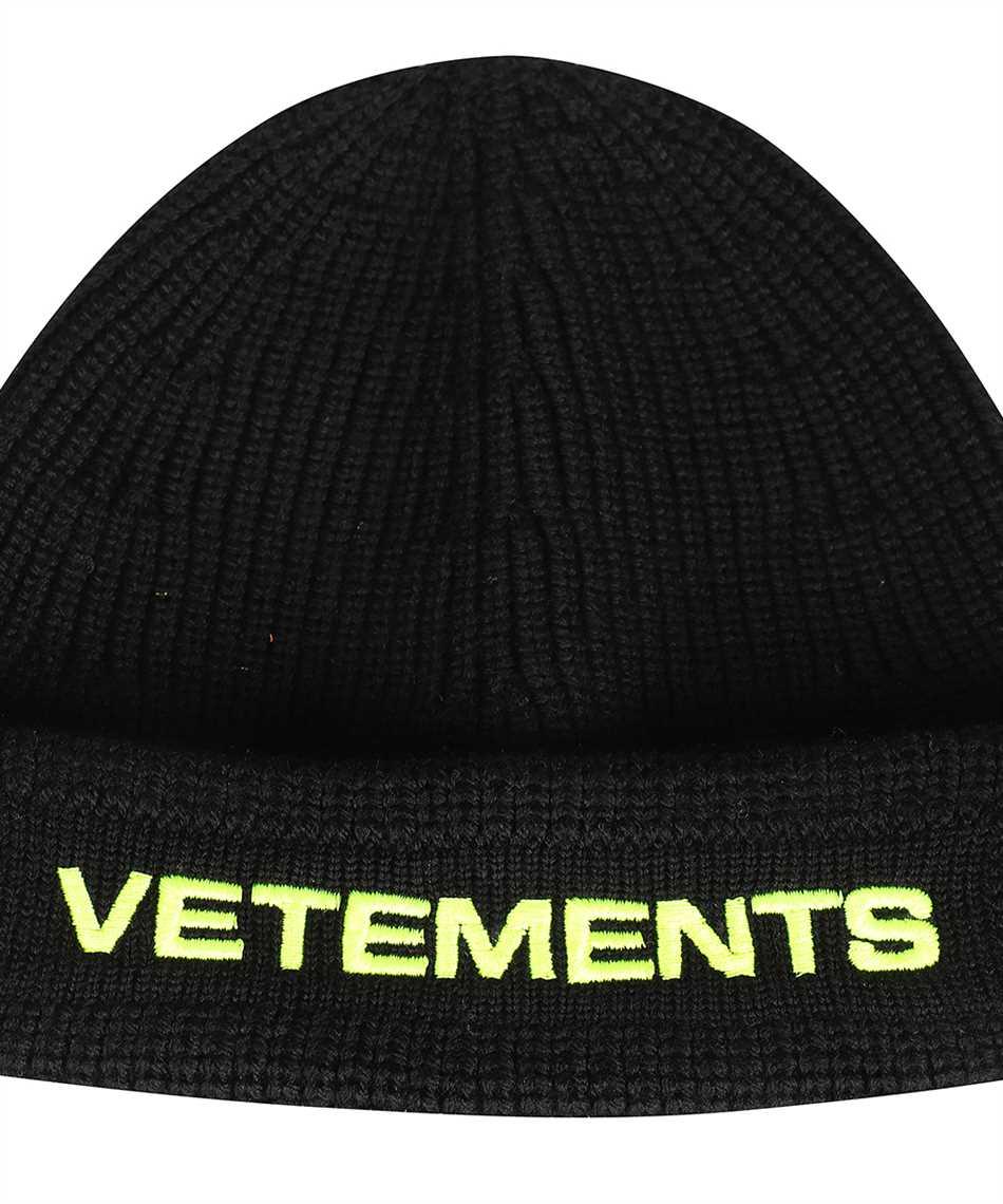 Vetements UA52KN300X LOGO Cappello 3