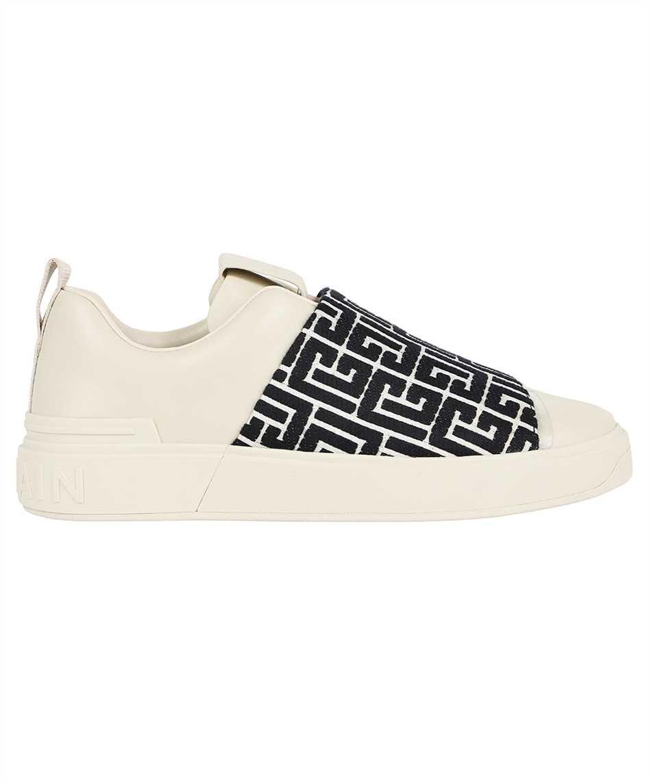 Balmain WM1VJ246LSJM B COURT Sneakers 1