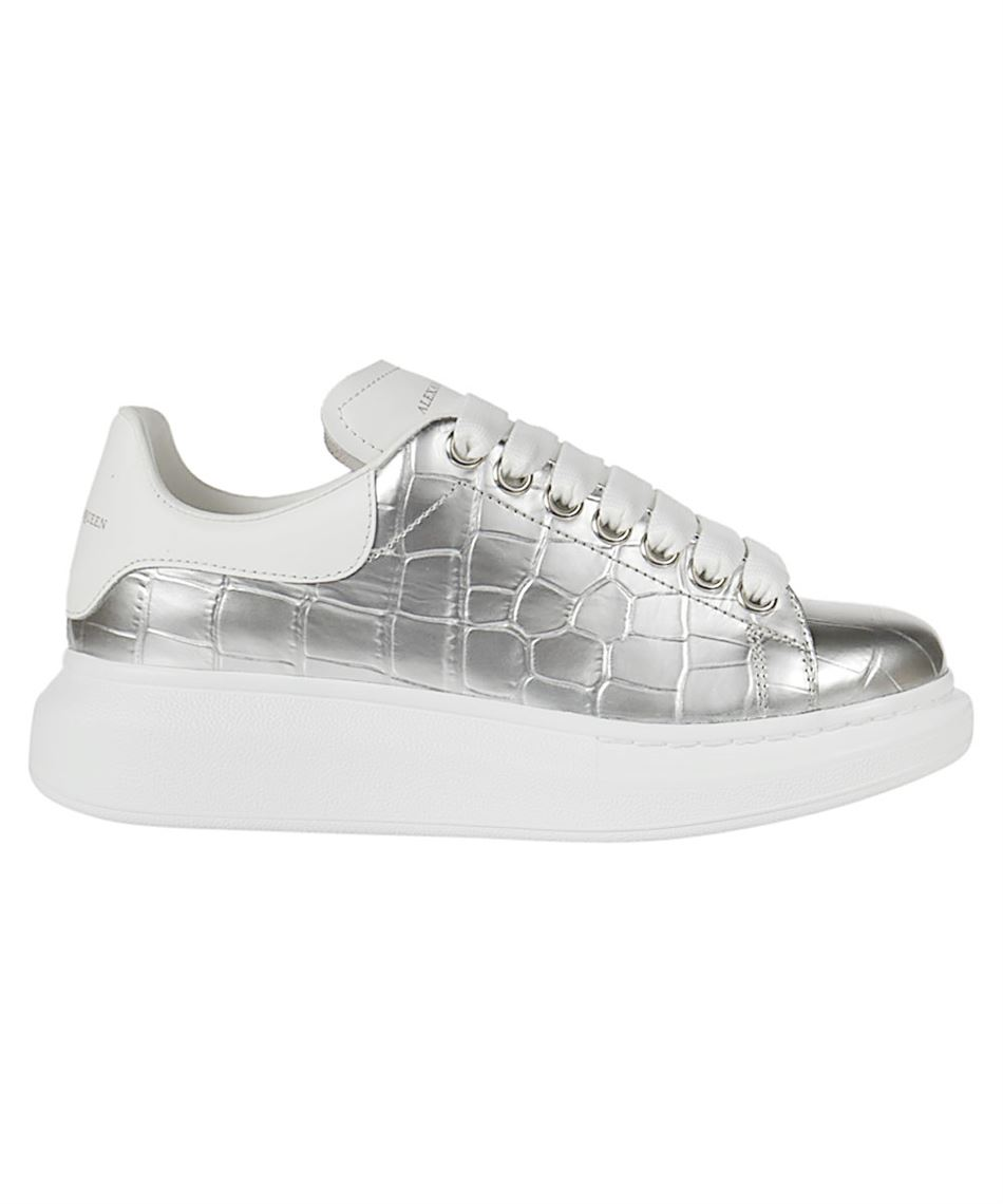 Alexander Mcqueen 520006 WHS81 Sneakers Silver