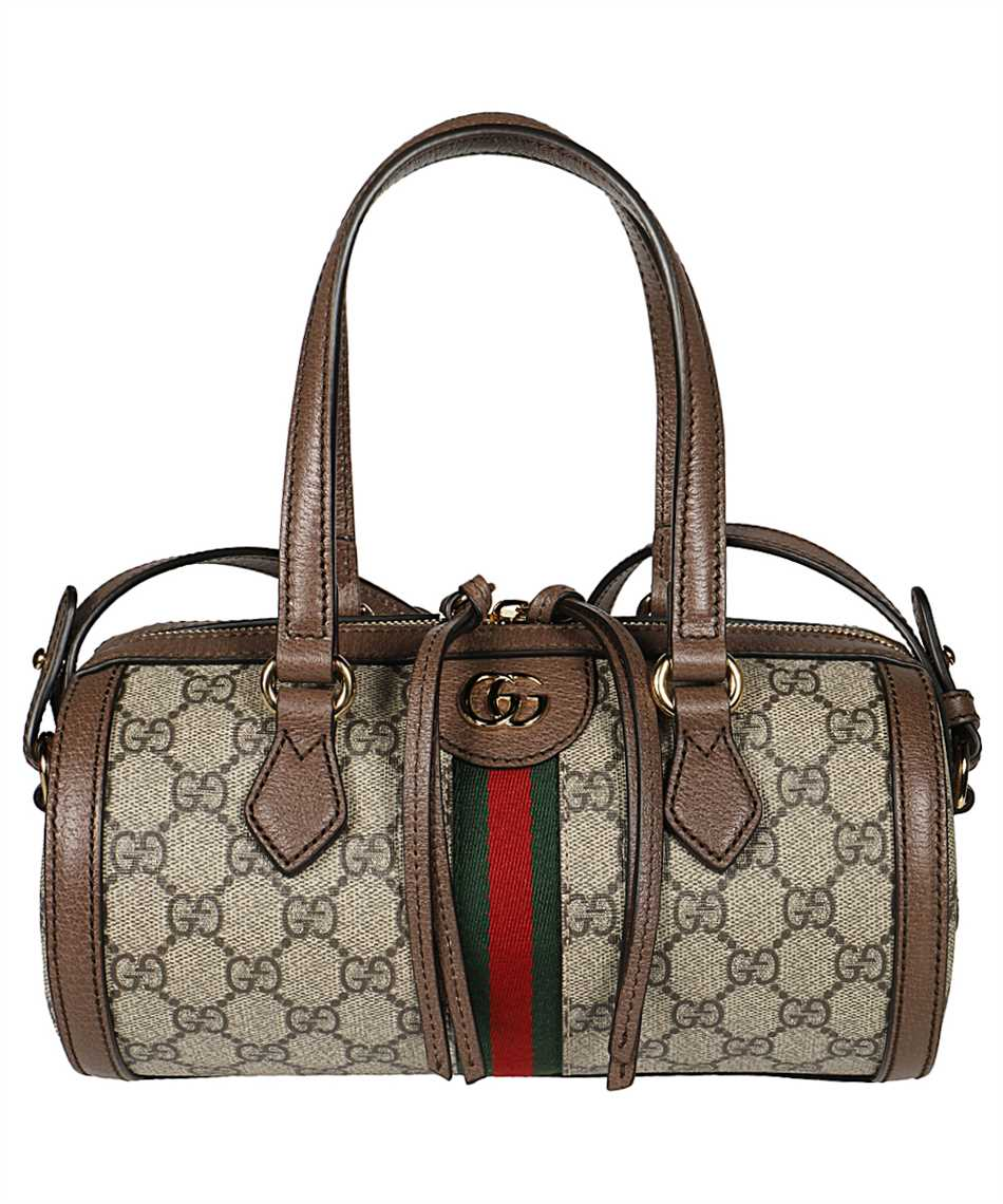Gucci 602577 96IWB OPHIDIA GG SMAL BOSTON Bag 1