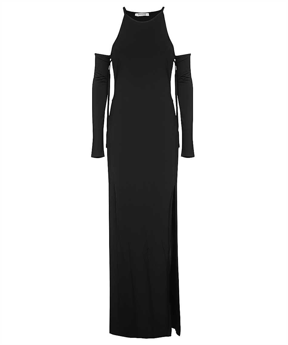 Danamè 61211D576 OFF SHOULDER HALTERNECK JERSEY Dress 1