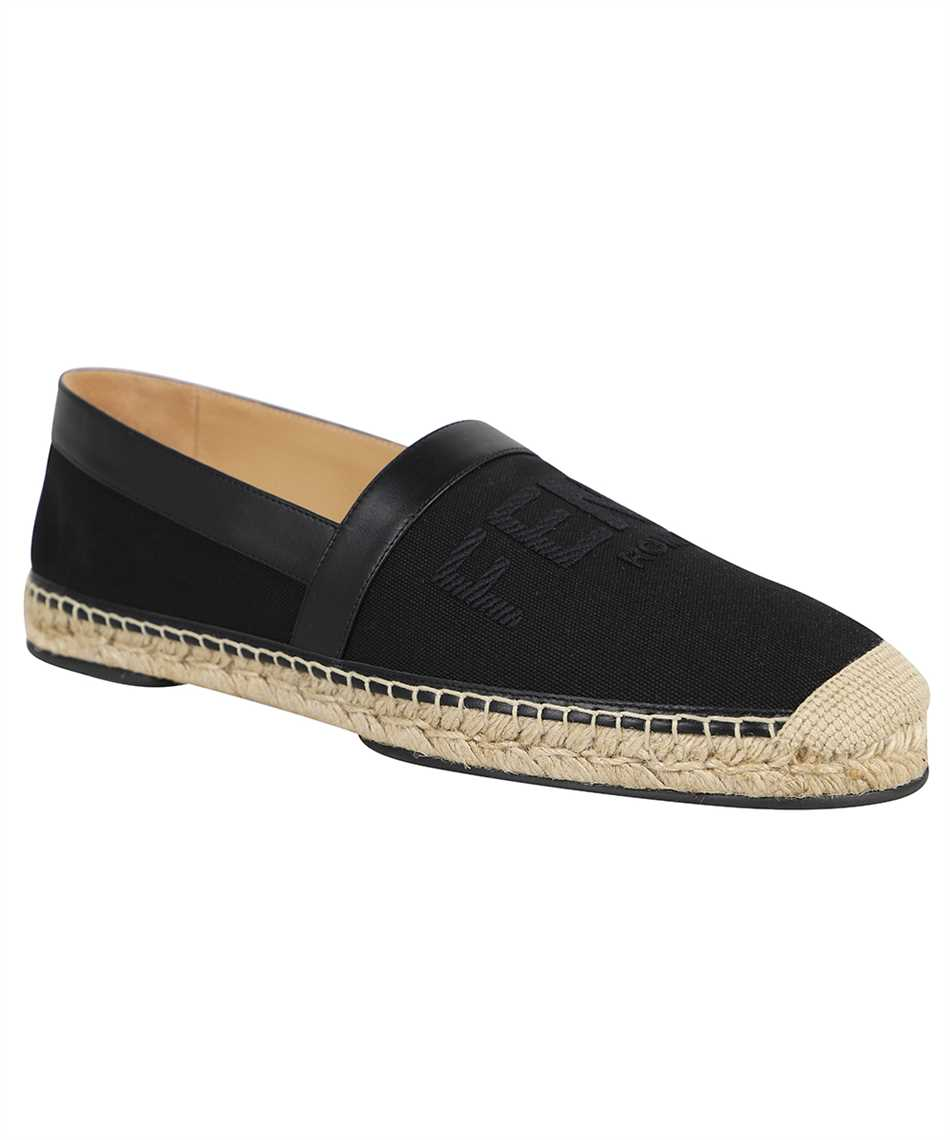 Fendi 7P1409 AF5U EMBROIDERED Espadrilles 2