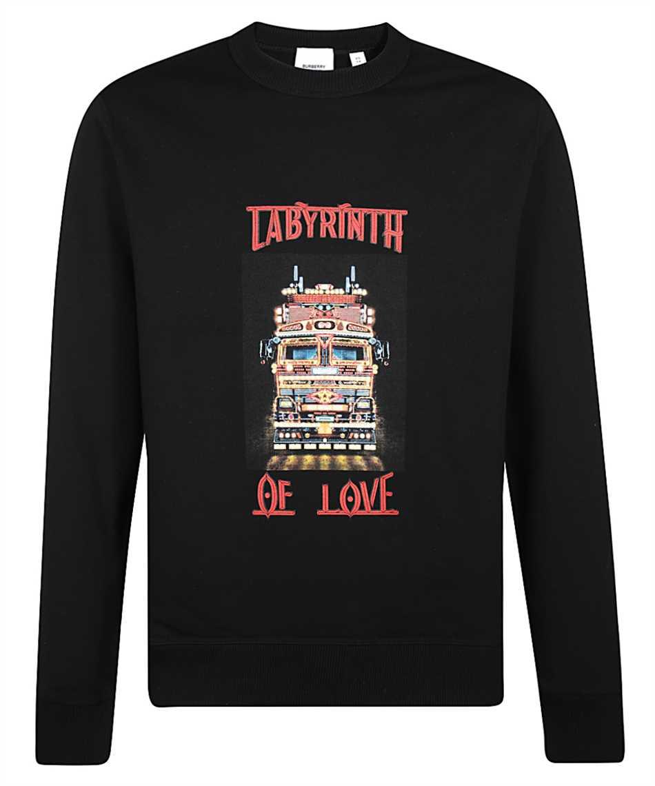 Burberry 8034564 SLOGAN PRINT Sweatshirt 1