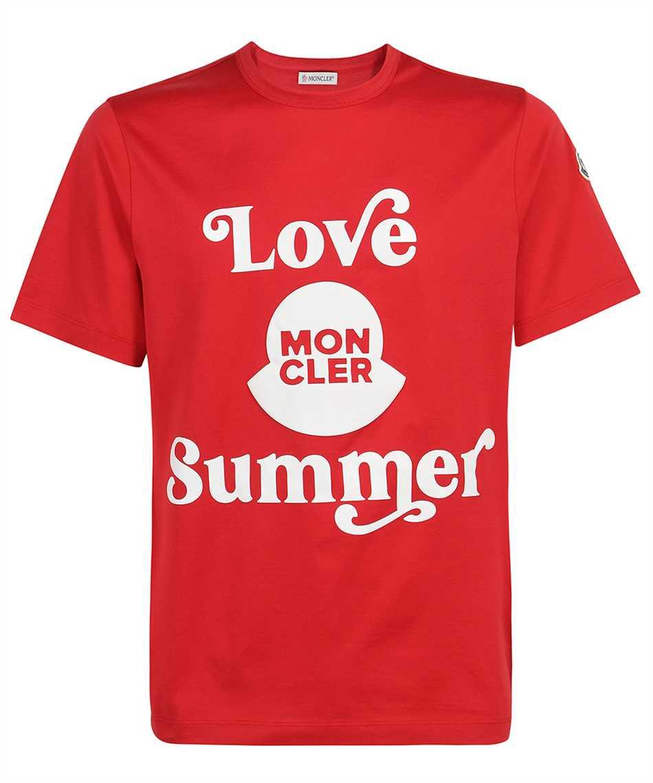 Moncler 8C7D6.10 8390Y T-shirt 1