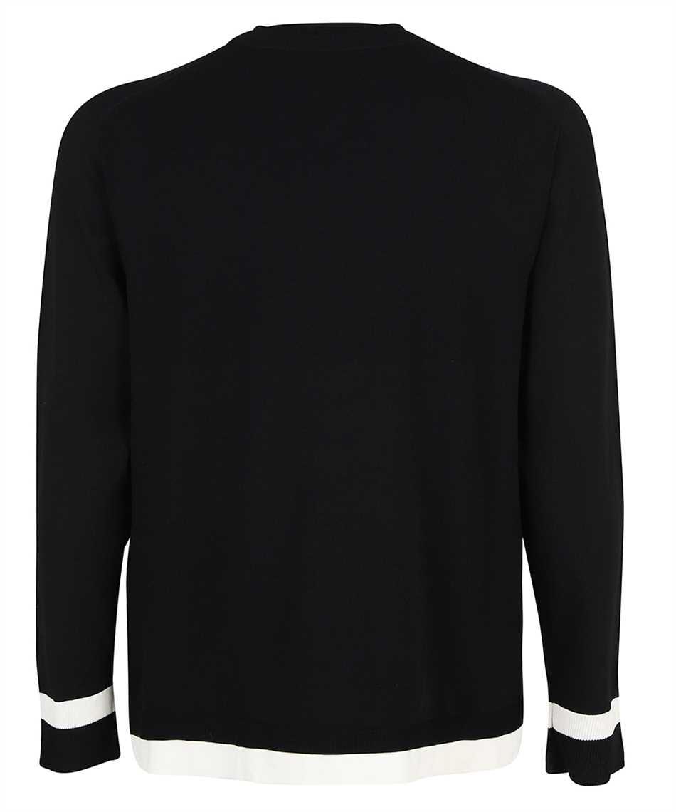 Neil Barrett BMA012E R602 DOUBLE CONTRAST Sweatshirt 2