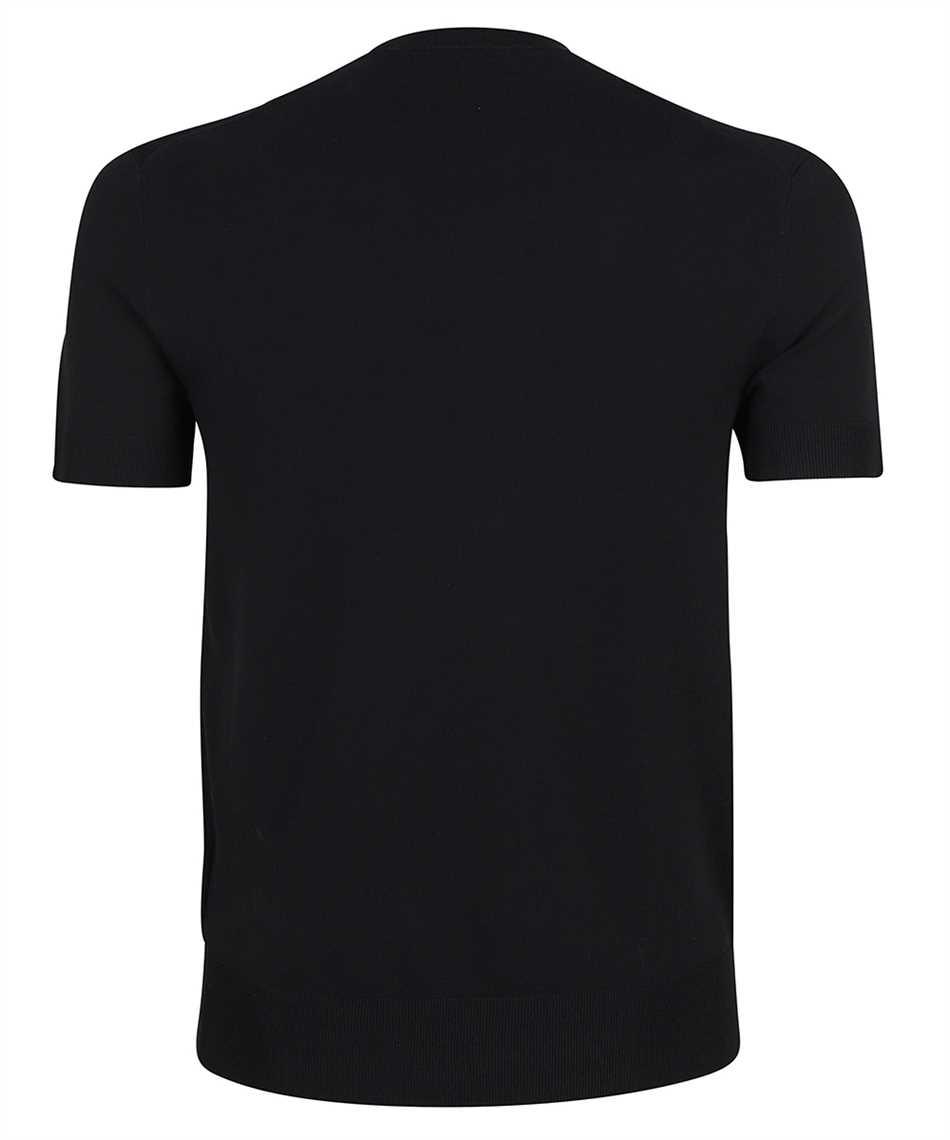 Neil Barrett BMA1063E R600 TECNO KNIT T-Shirt 2