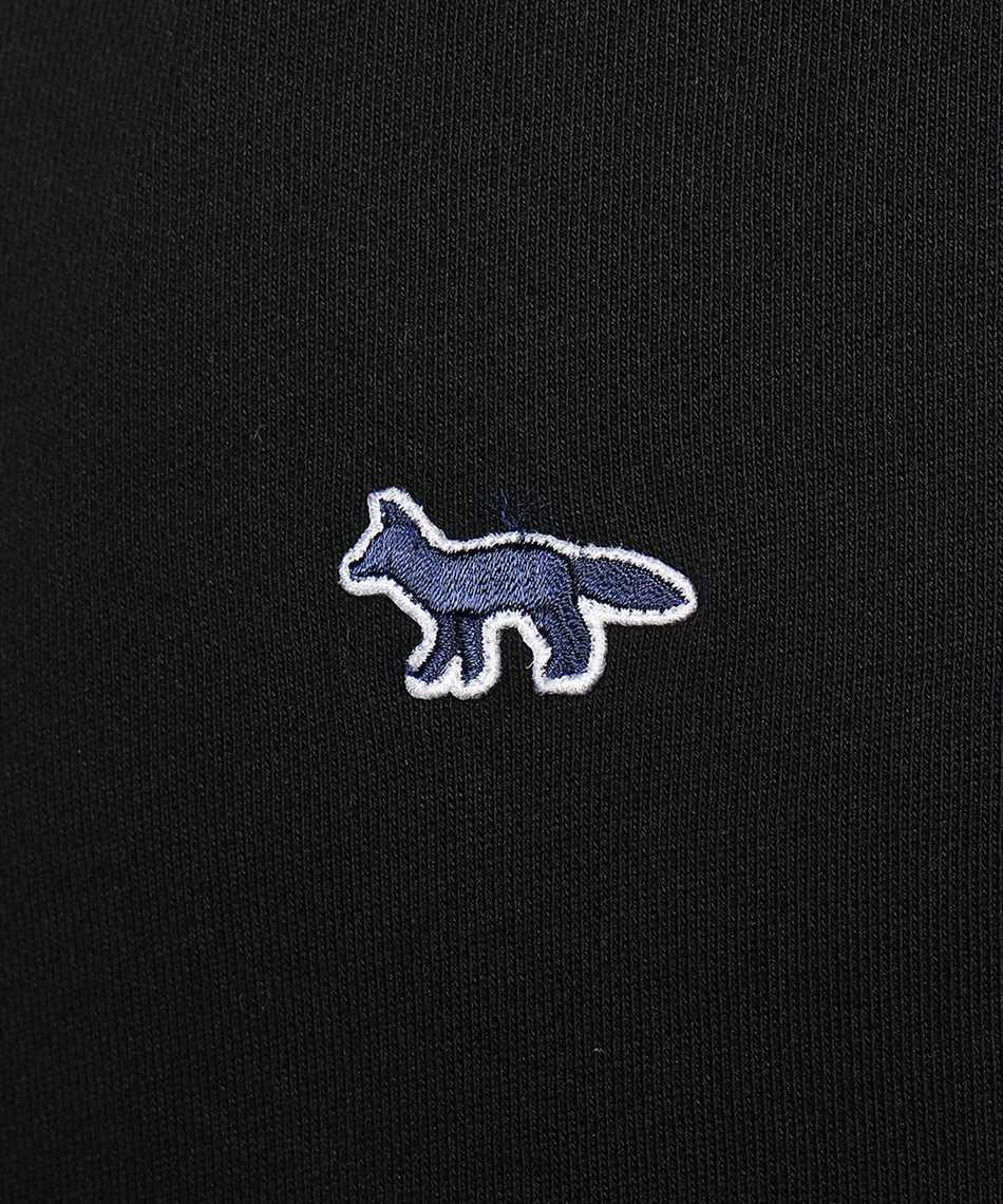 Maison Kitsune HU00317KM0001 NAVY FOX PATCH CLASSIC Hoodie 3