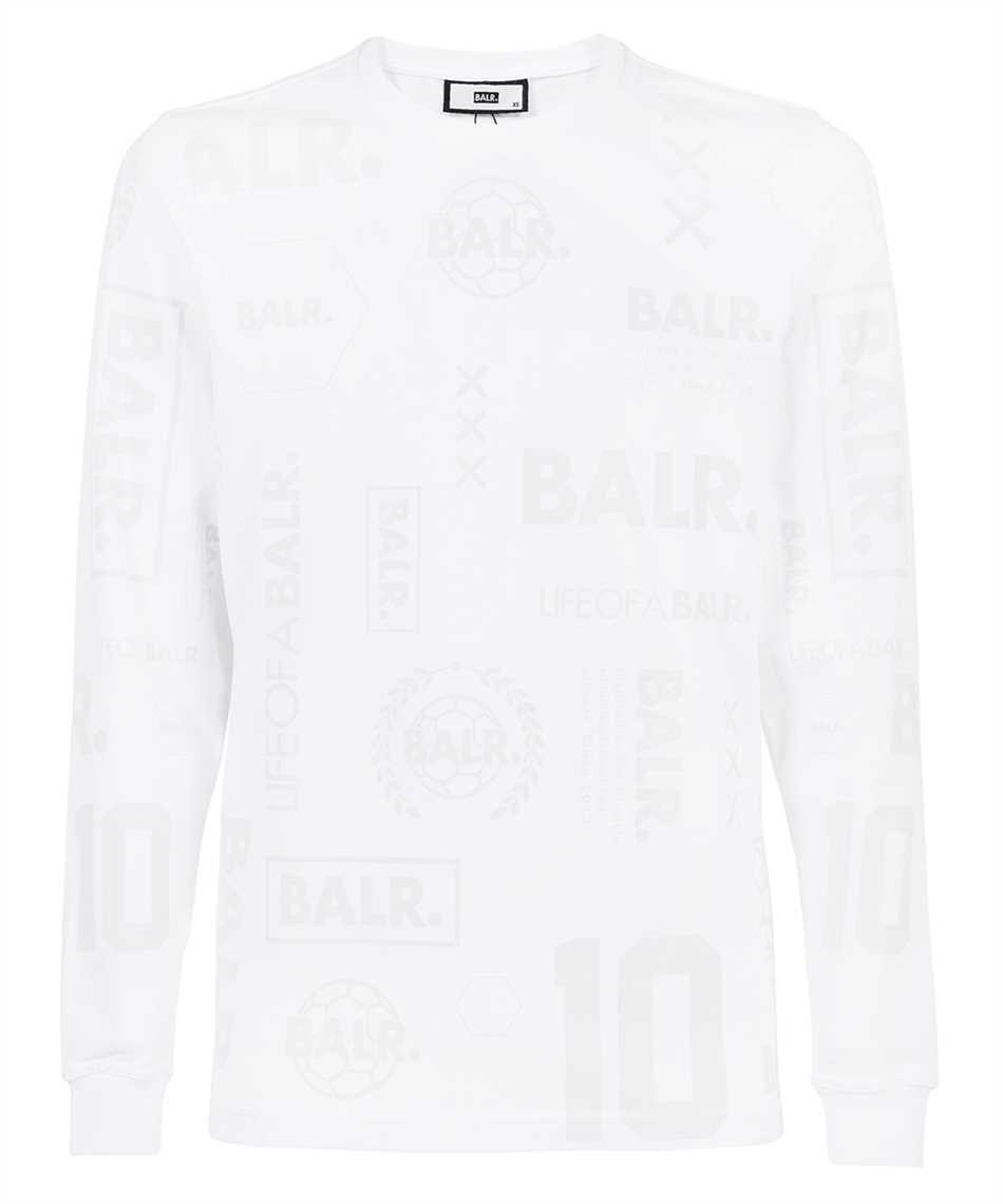 Balr. OlafStraightLogoMixAopLongSleeve T-shirt 1