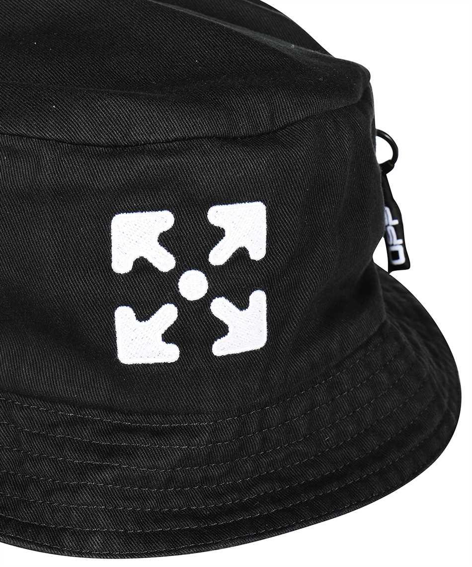 Off-White OMLA010R20400020 BUCKET Cappello 3