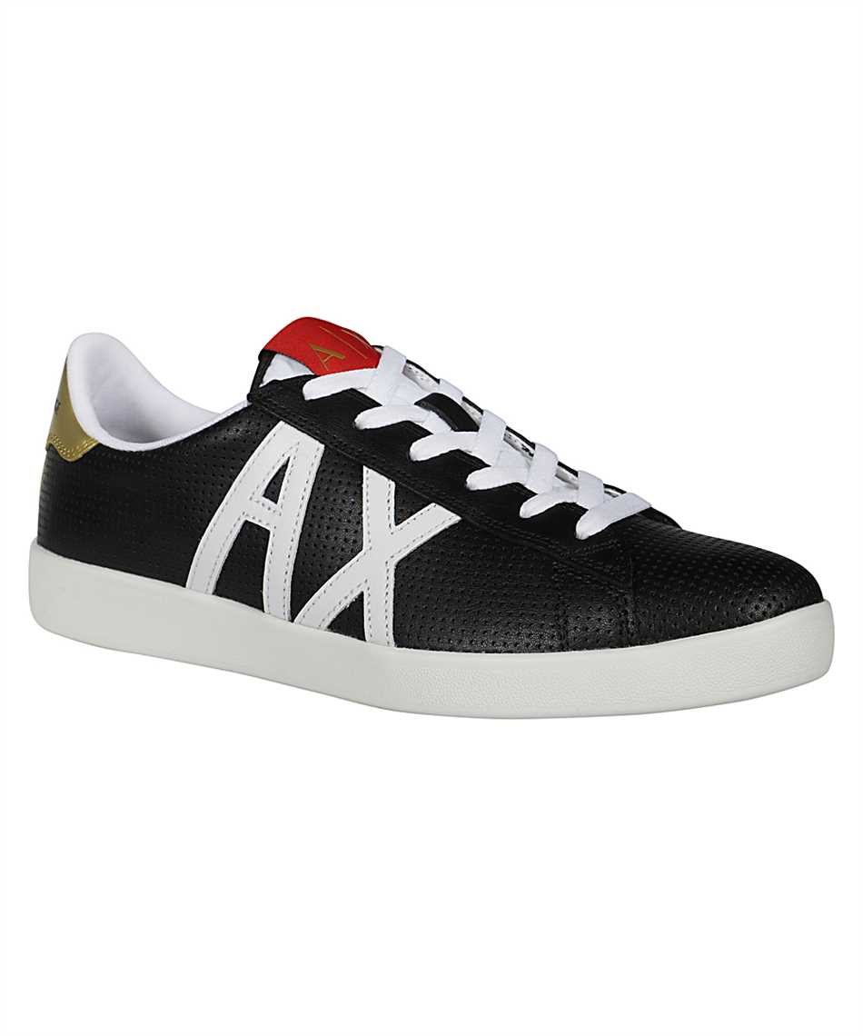Armani Exchange XUX016 XCC60 LEATHER Sneakers 2