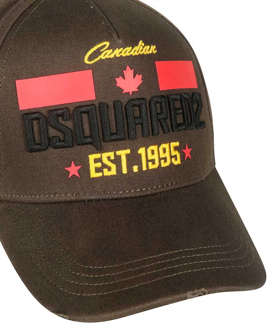 Dsquared2 BCM0223 05C00001 Cappello 3
