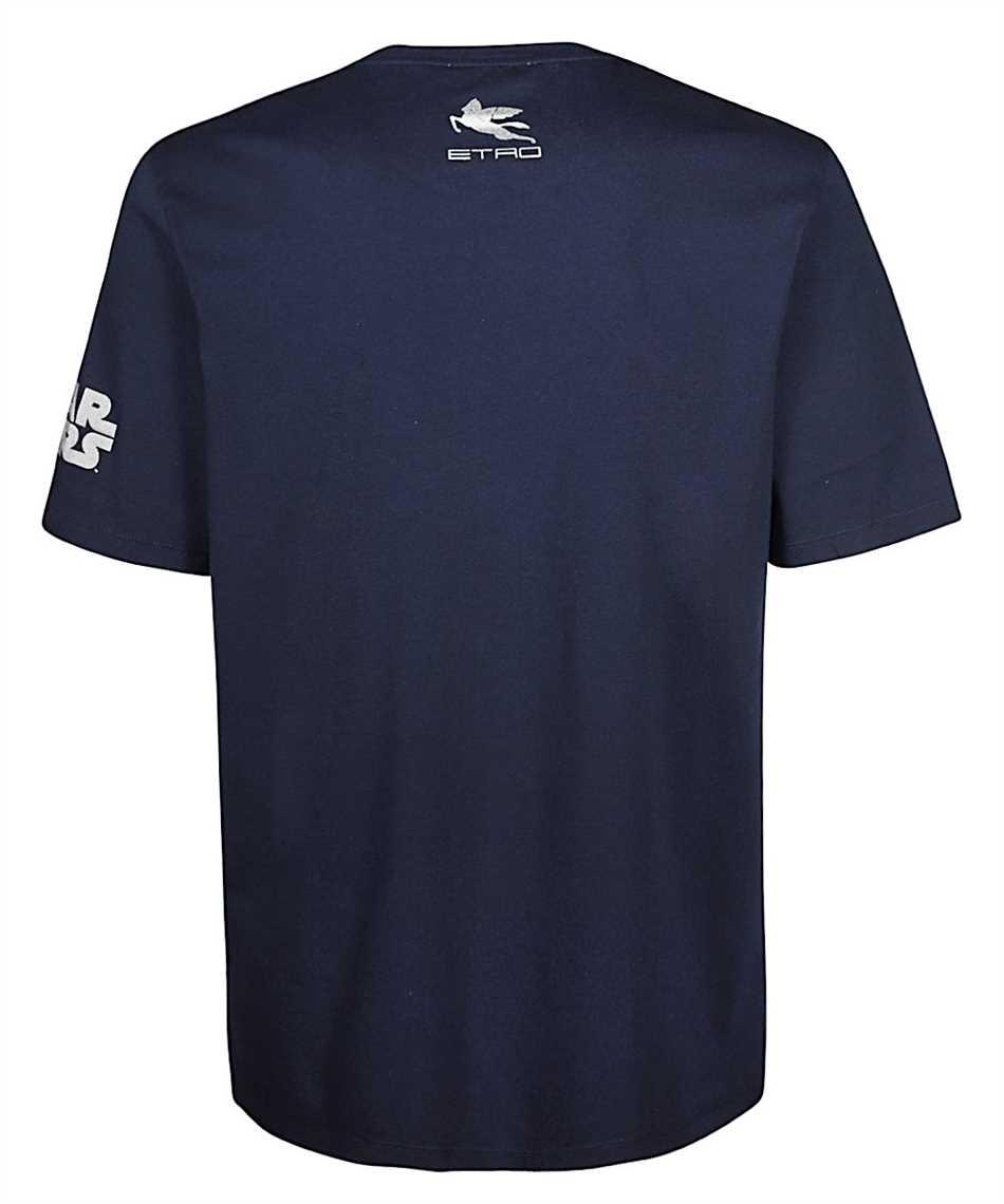 Etro 1Y820 9053 STAR WARS T-shirt 2