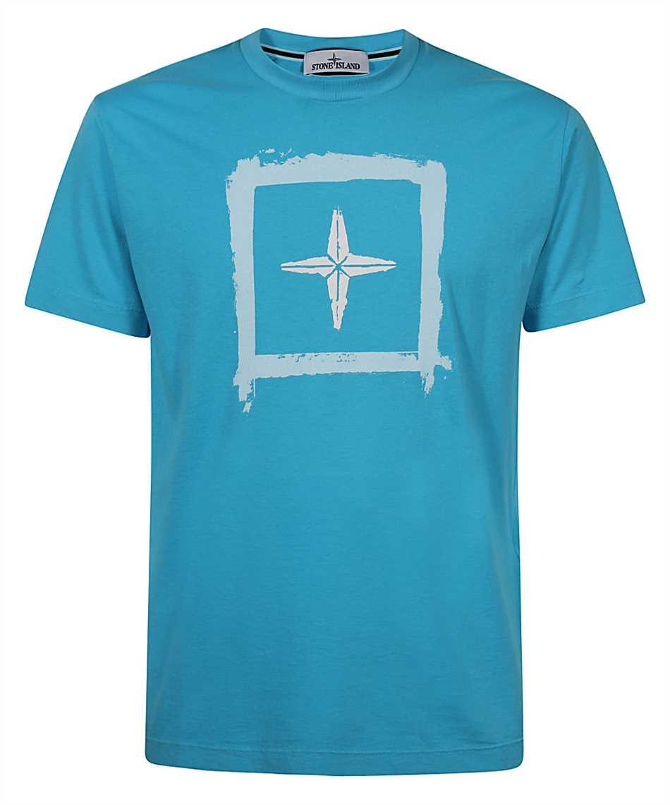 Stone Island 2NS81 STENCIL TWO T-shirt 1