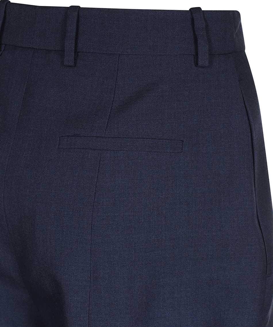 Alexander McQueen 585118 QJACA HIGH-WAISTED CIGARETTE Trousers 3