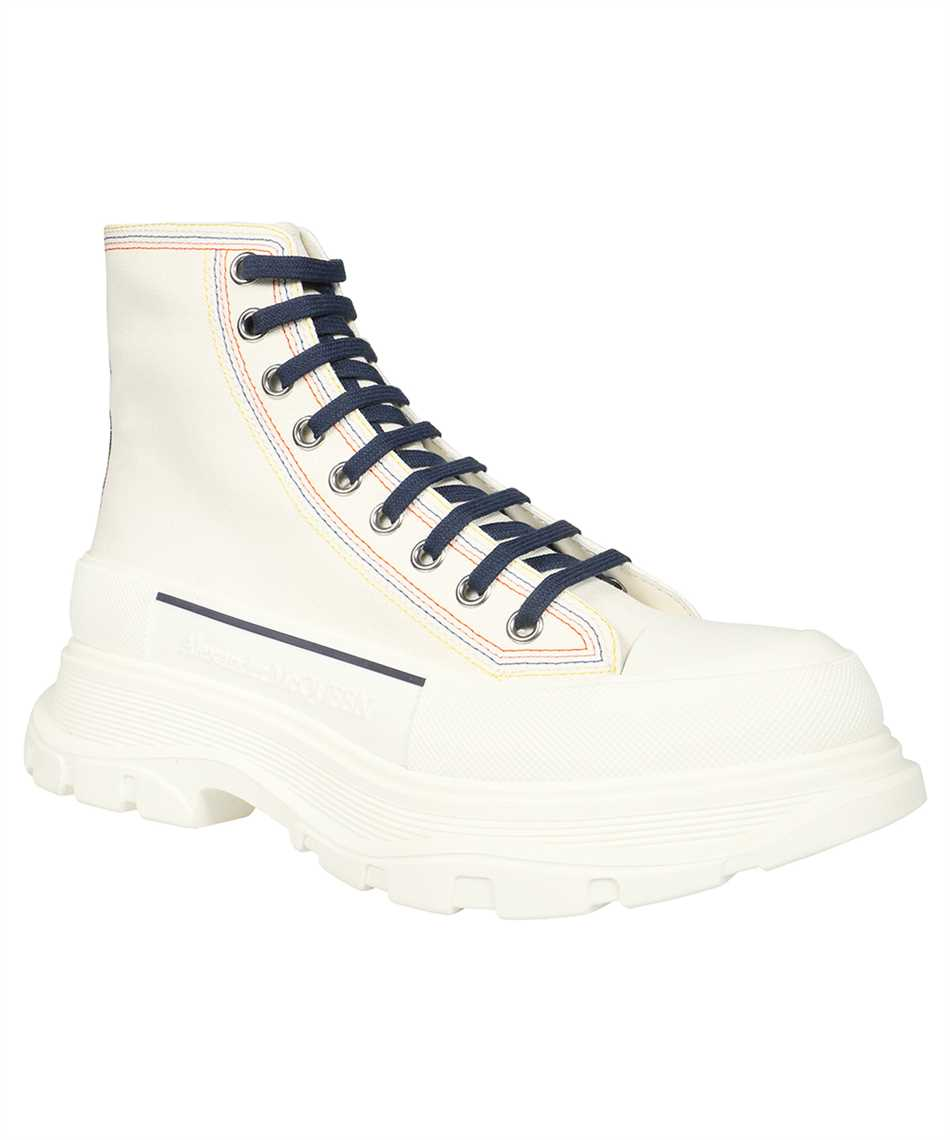 Alexander McQueen 662681 W4MV4 TREAD SLICK Boots 2