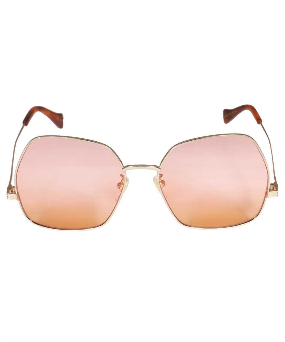 Gucci 663756 I3330 GEOMETRICAL-FRAME Occhiali da sole 1