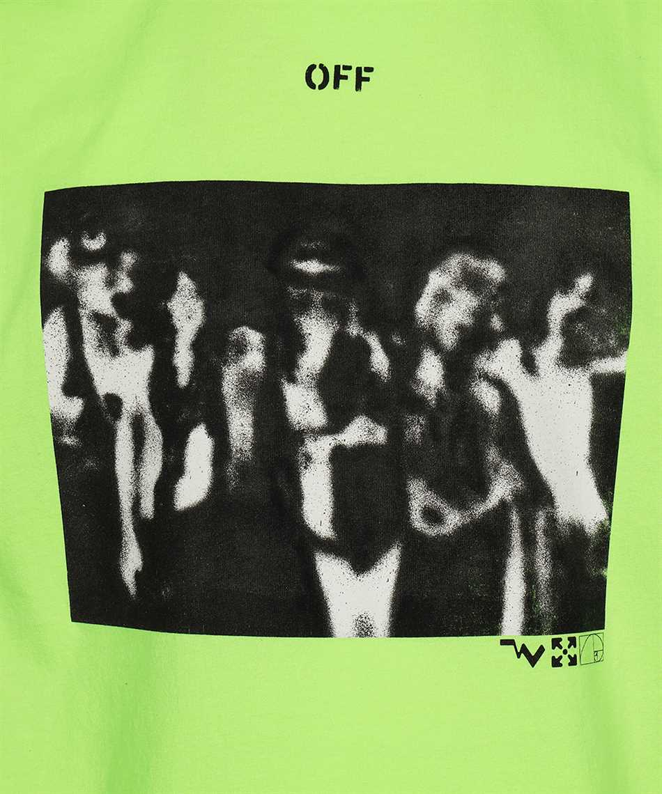 Off-White OMAA027R20185015 SPRAY PAINTING T-shirt 3