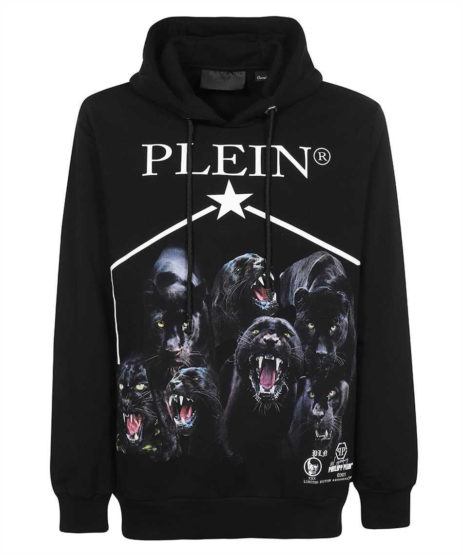 Philipp Plein PAAC MJB2410 PANTHER Hoodie 1