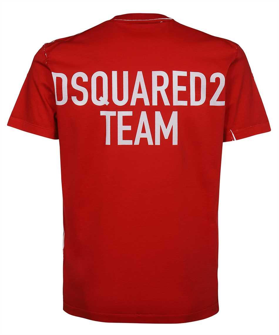 Dsquared2 S74GD0853 S23009 MINI LEAF COOL T-shirt 2