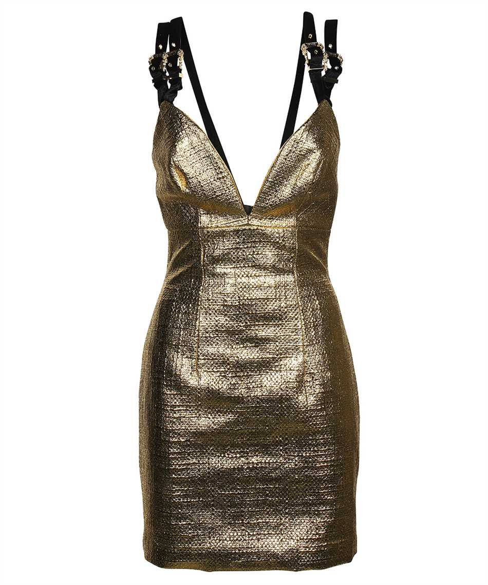 Versace Jeans Couture 71HAO934 N0029 BELT STRAP PARTY Dress 1
