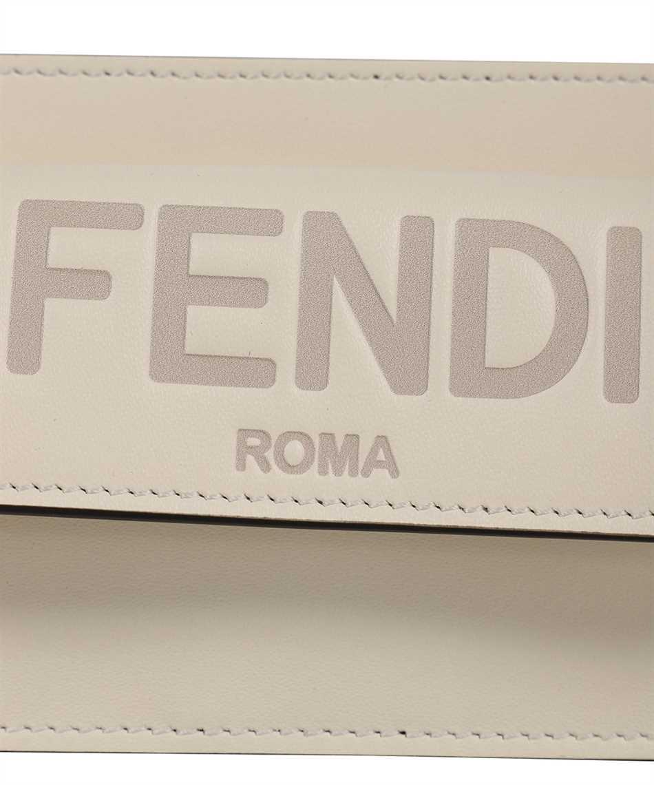 Fendi 8M0423 AAYZ FLAT Card holder 3