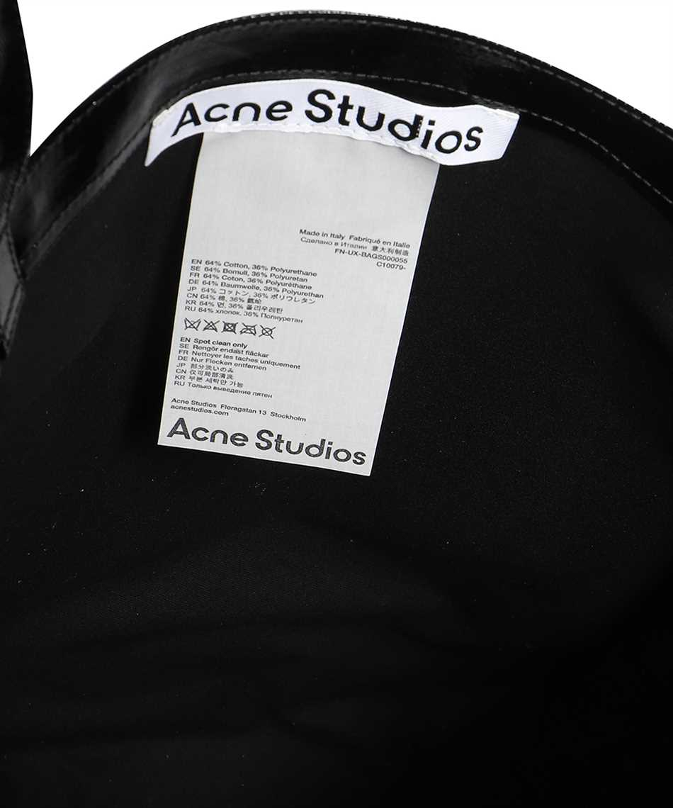 Acne FN UX BAGS000055 OILCLOTH TOTE Tasche 3