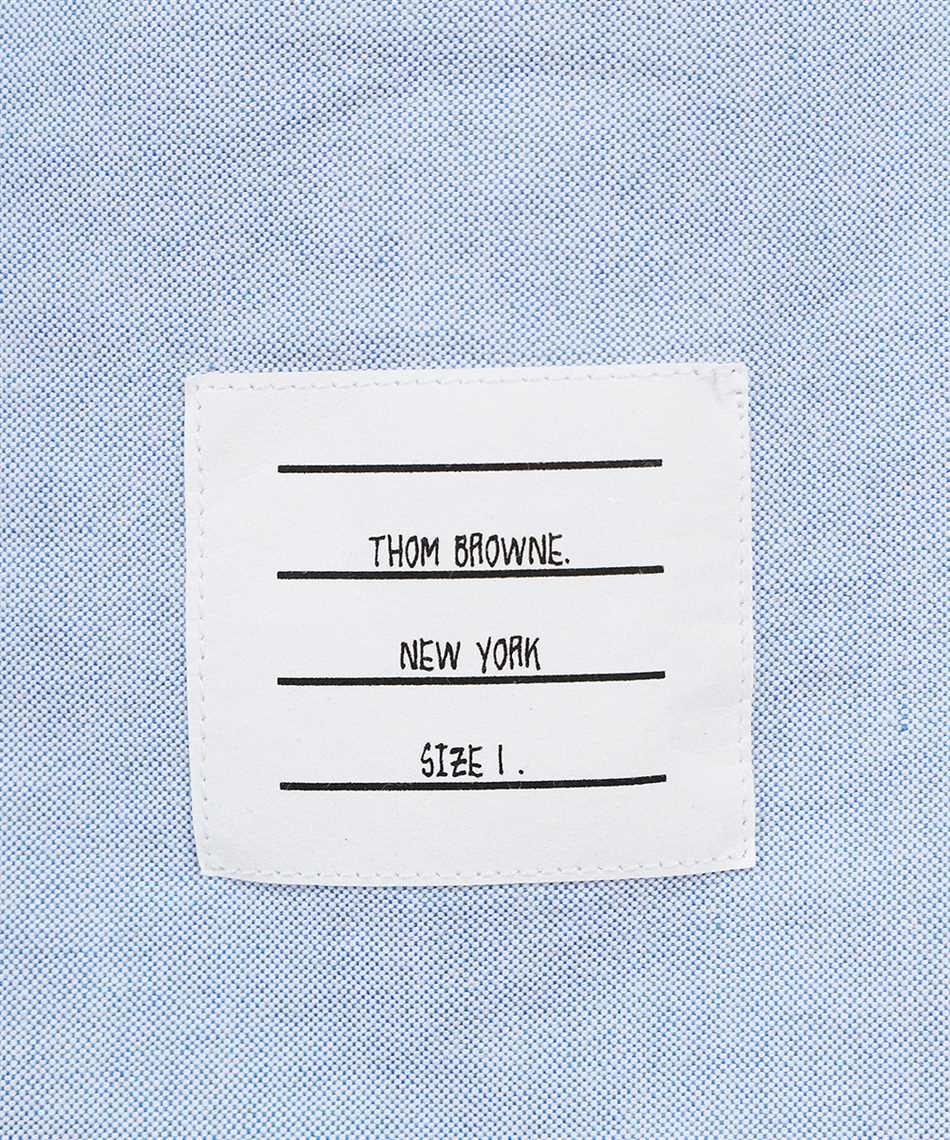 Thom Browne MWL374C 06177 STRAIGHT FIT Shirt 3