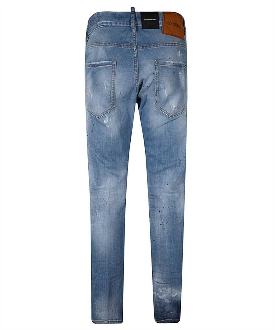 Dsquared2 S75LB0448 S30342 SKINNY DAN Jeans 2