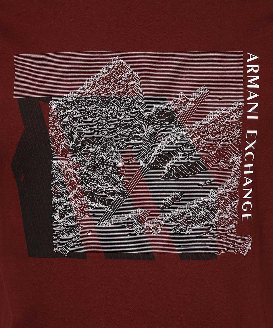 Armani Exchange 6KZTAC ZJV5Z GRAPHIC T-shirt 3