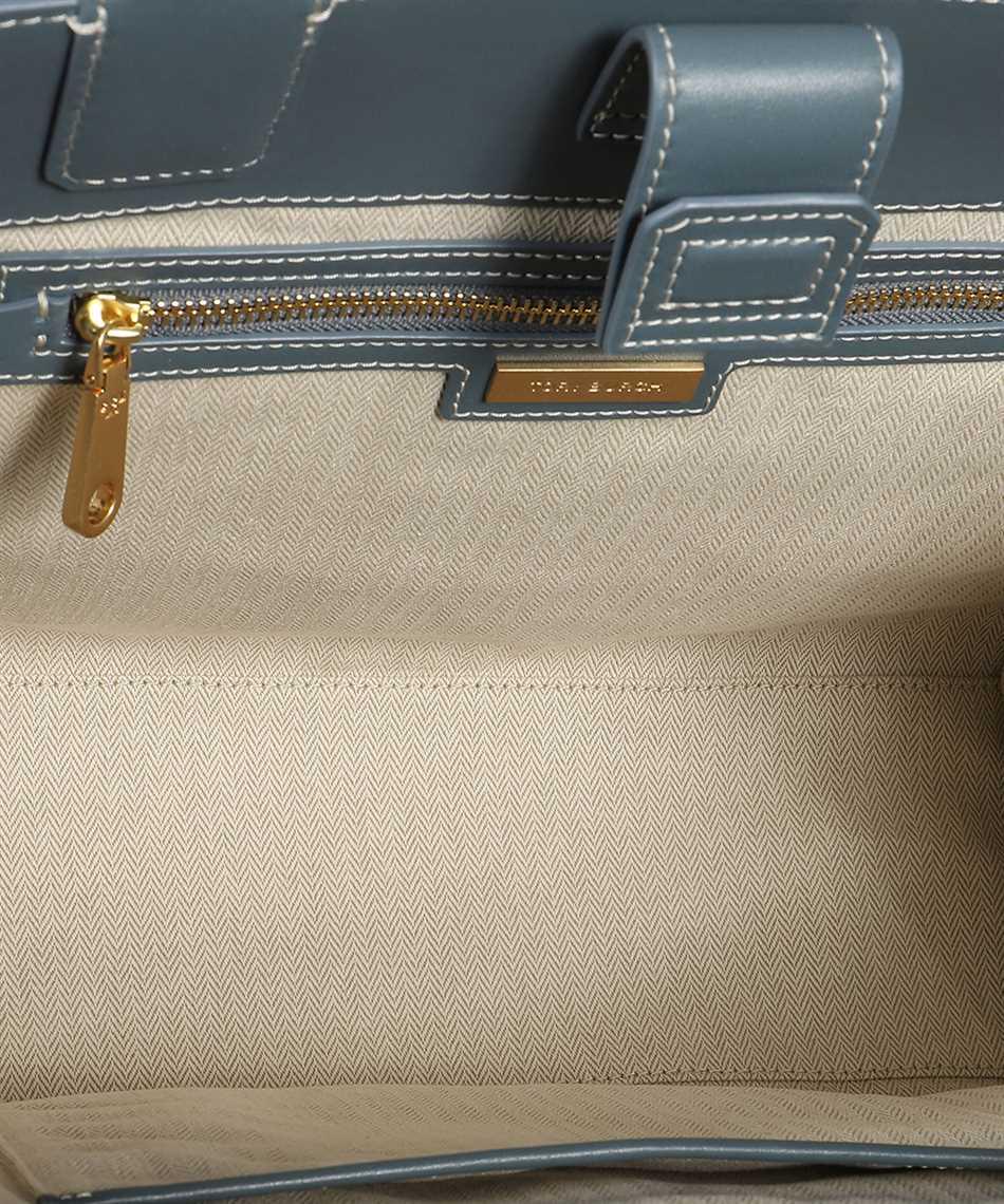 Tory Burch 73210 ELLA CANVAS QUADRANT TOTE Tasche 3