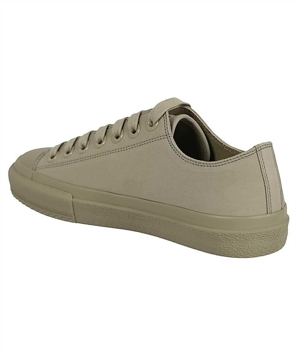 Burberry 8037649 LOGO PRINT COTTON GABARDINE Sneakers 3