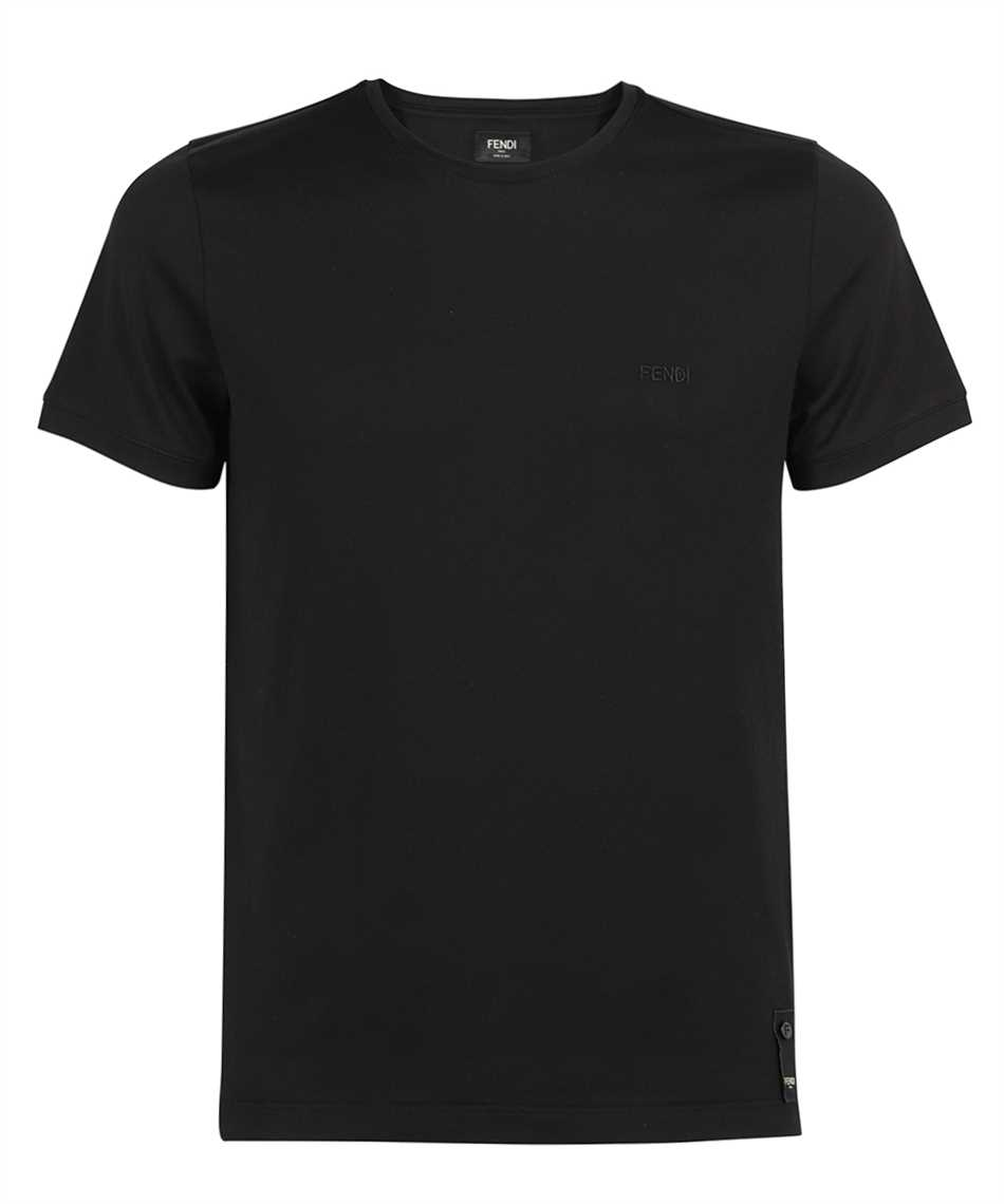 Fendi FY0894 AAOH LABEL JERSEY T-shirt 1