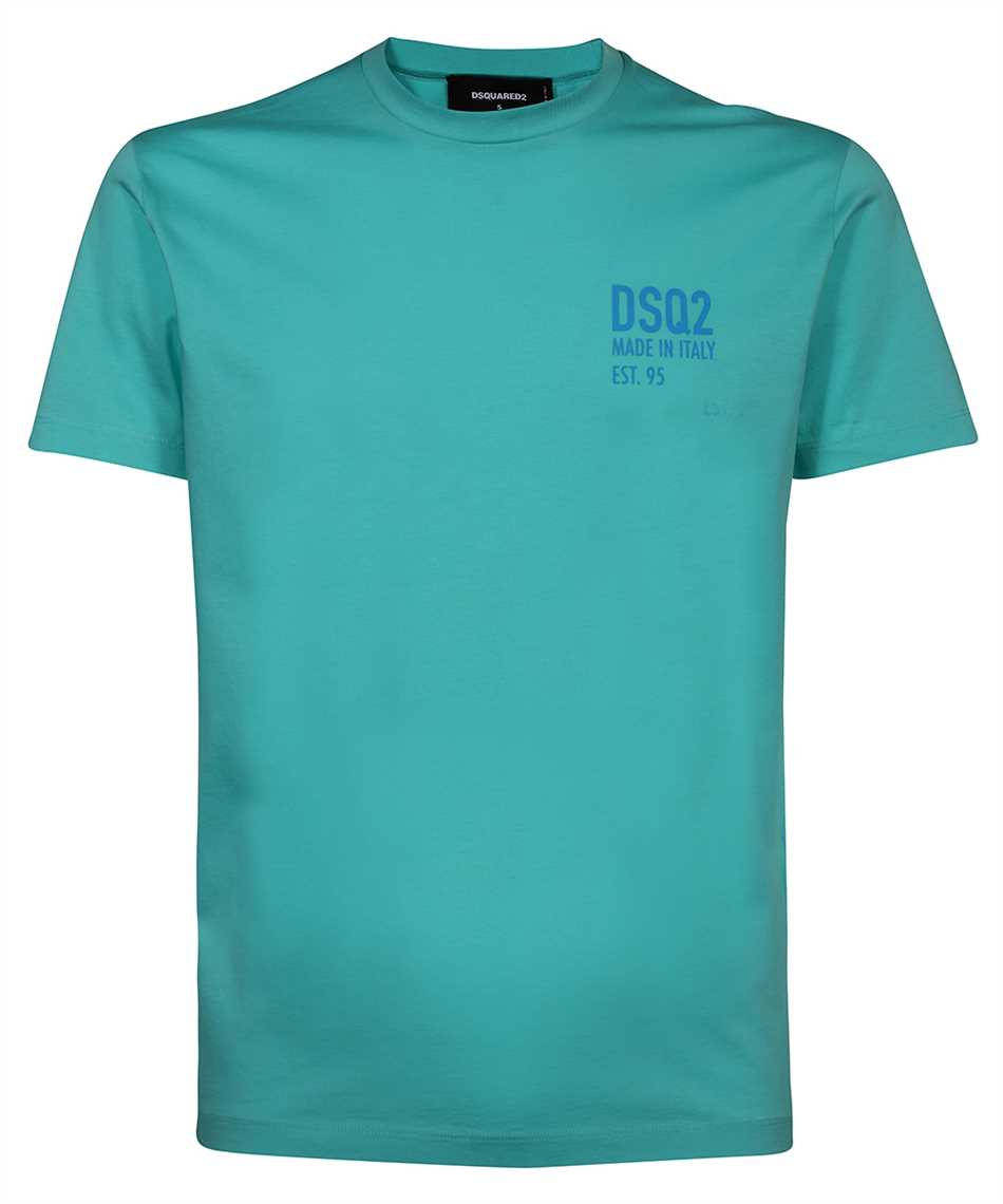 Dsquared2 S71GD1018 S23009 EST. 95 T-shirt 1