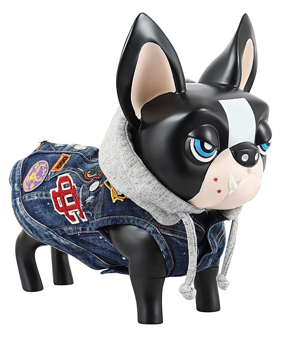 Dsquared2 VEP0005 10102239 D2 x POLDO HOODED PATCH Dog vest 3