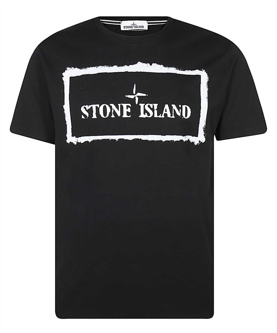 Stone Island 2NS80 STENCIL ONE T-shirt 1