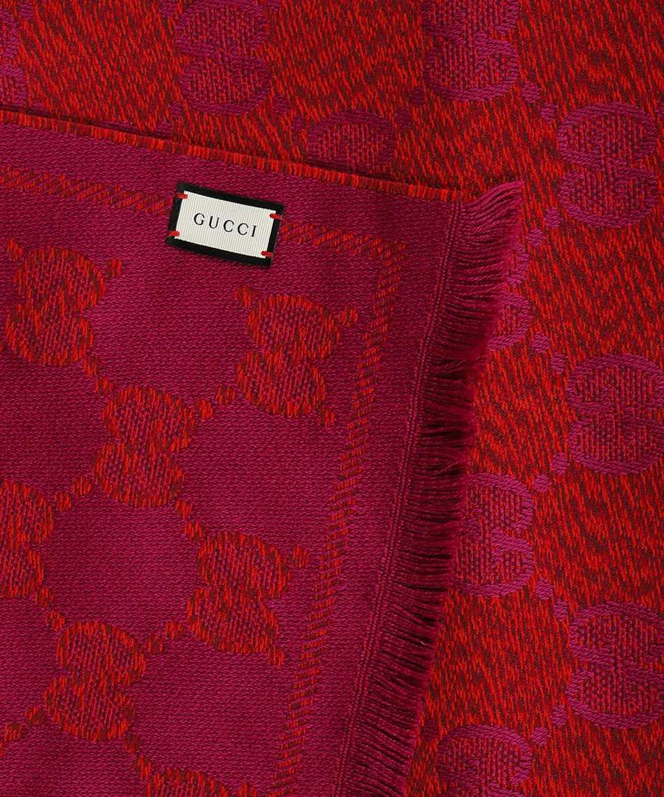 Gucci 627011 3G200 GG Sciarpa 2