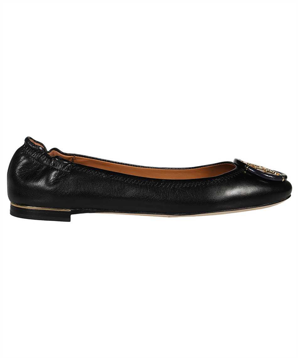 Tory Burch 74062 MULTI-LOGO BALLET Schuhe 1