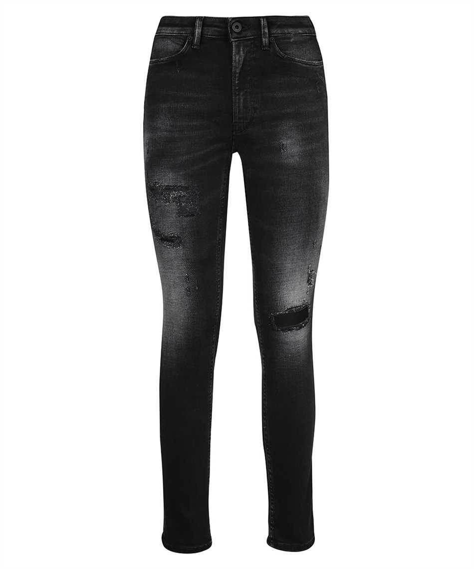 Don Dup DP450 DSE298 BC4 SKINNY FIT IRIS Jeans 1
