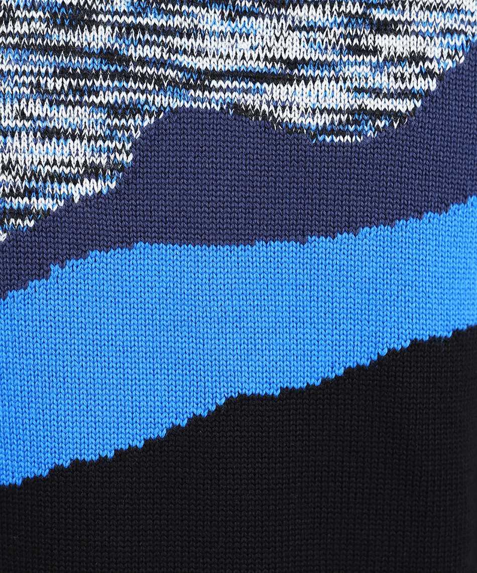 BERLUTI R18KRL163 001 COLORBLOCK Knit 3