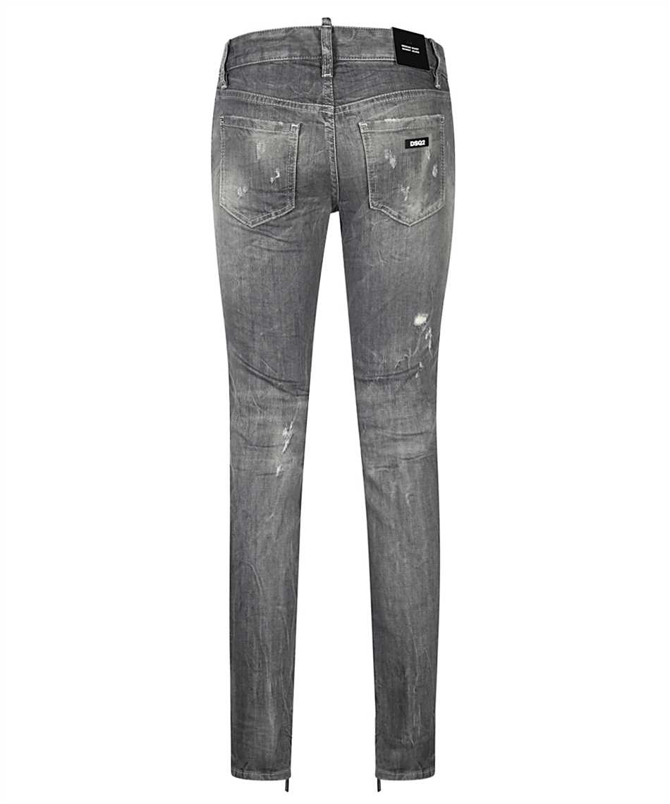 Dsquared2 S75LB0446 S30260 MEDIUM WAIST SKINNY Jeans 2