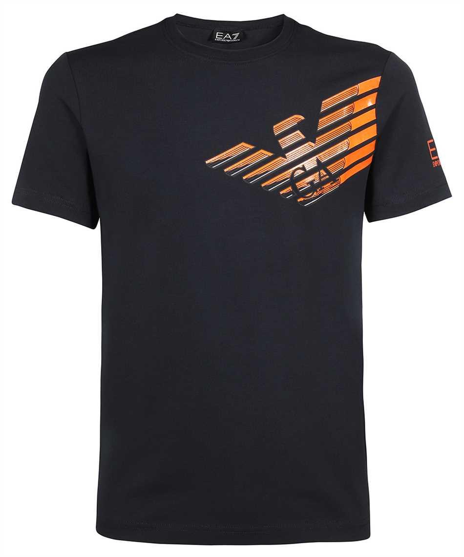 EA7 6KPT32 PJ9TZ GRAPHIC SERIES COTTON JERSEY T-shirt 1