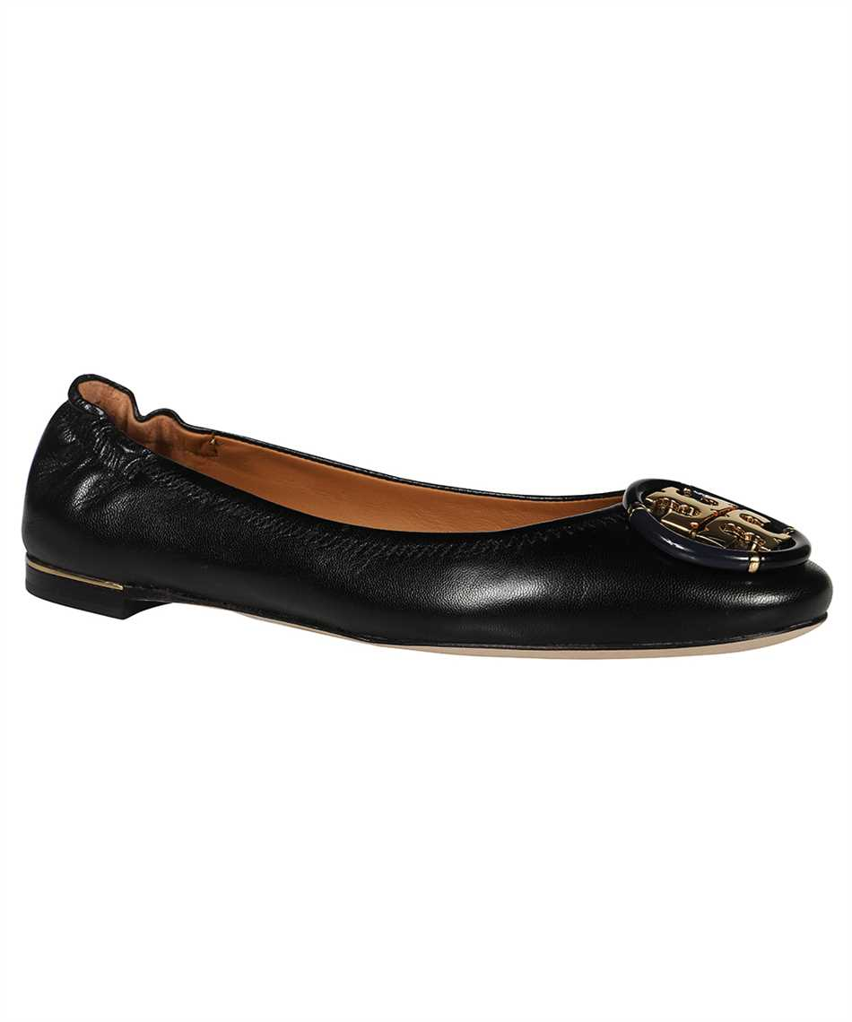 Tory Burch 74062 MULTI-LOGO BALLET Schuhe 2