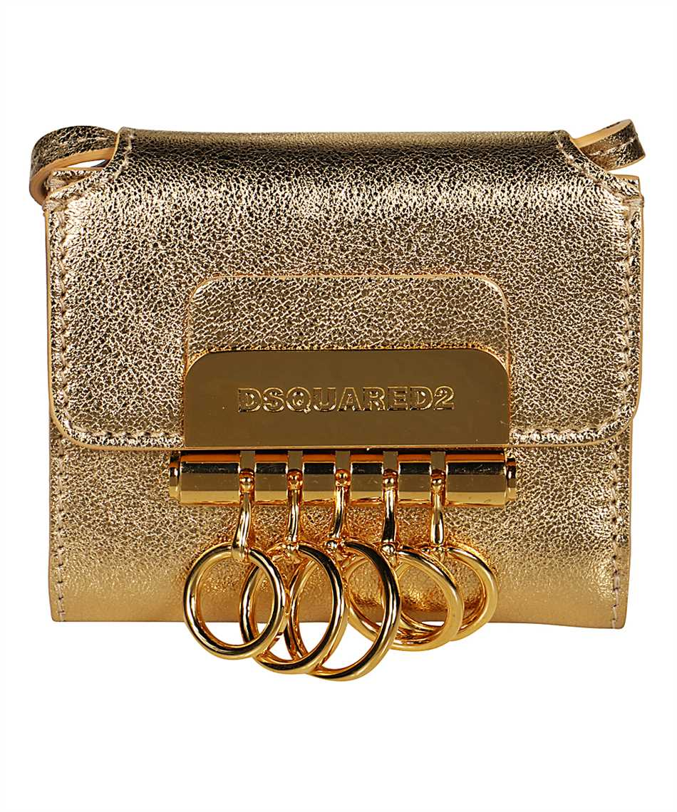 Dsquared2 CBW0009 18900515 MINI PATENT KEY Borsa 1