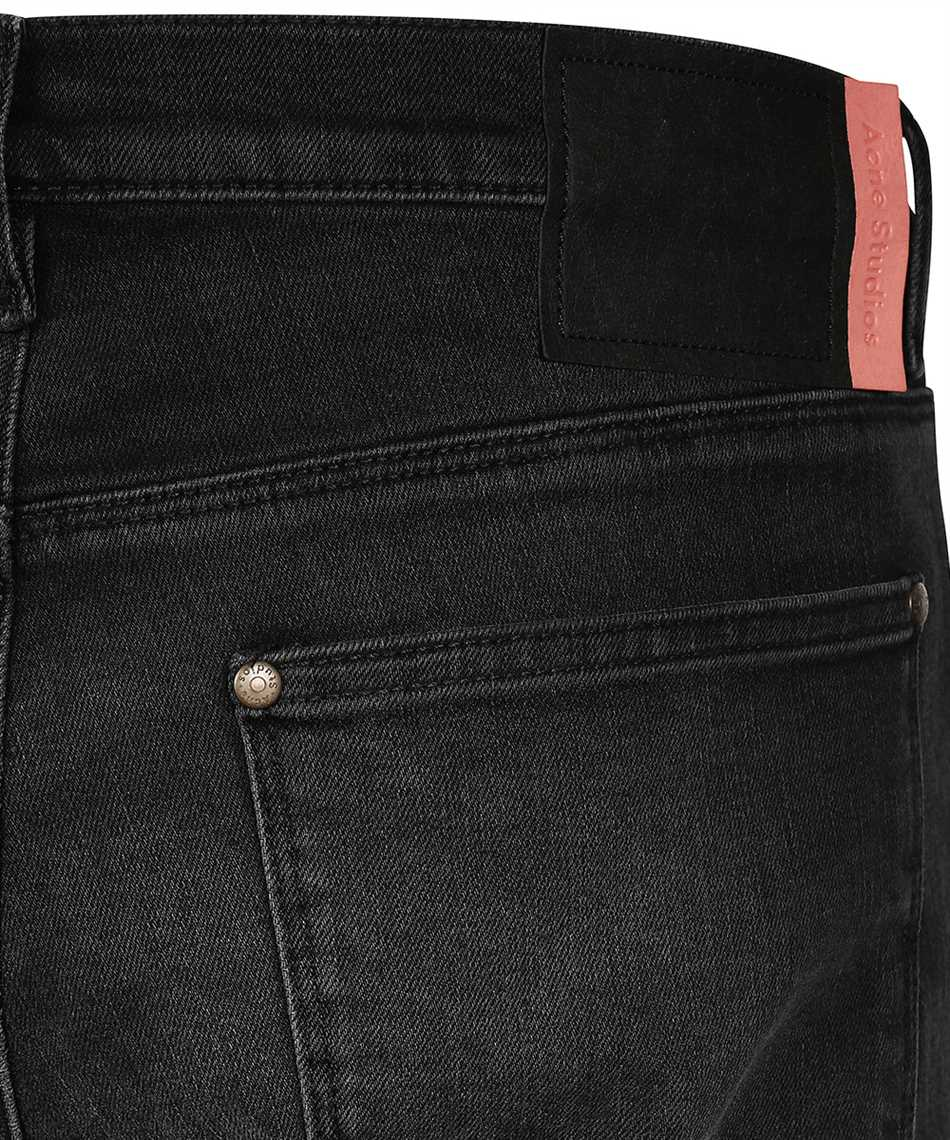 Acne Max Used Blk SLIM Jeans 3