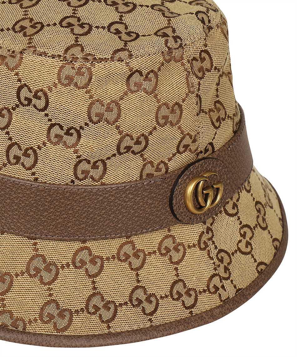 Gucci 576587-4HG62 GG CANVAS BUCKET Cappello 3